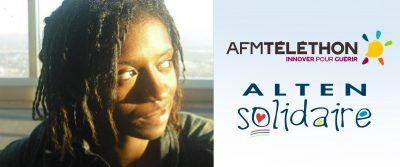 Témoignage de Stella, chef de projet web engagée avec l'AFM Téléthon