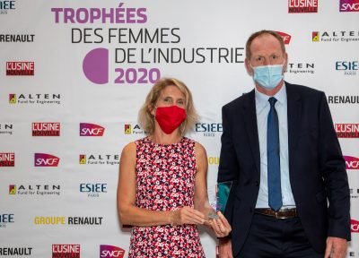 Trophées des Femmes de l'Industrie 2020 : un rendez-vous incontournable