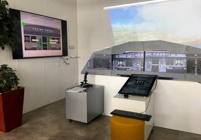 Interfaces Homme-Machine (IHM) – Plateforme de cockpit FAST